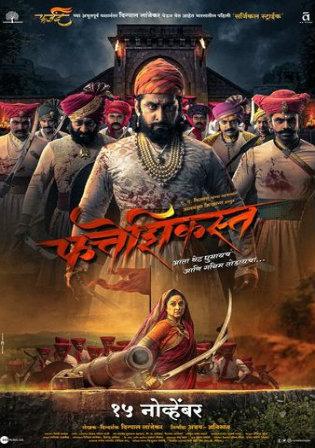 Fatteshikast 2019 WEB-DL 999MB Marathi 720p