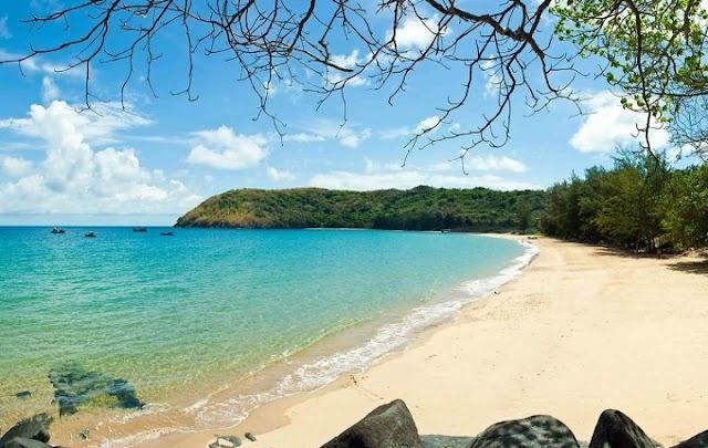 Bai Dam Trau among 25 most beautiful beaches worldwide