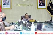 Audiensi Ketua SKK Migas, Kapolri Jenderal Listyo Tekankan Pendampingan untuk Sehatkan Iklim Investasi