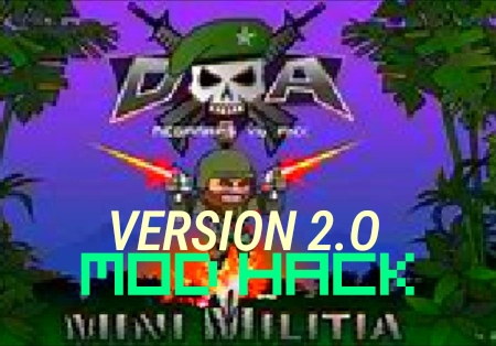 Mini Militia Hack 2