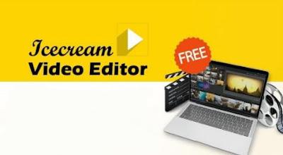 برنامج, متطور, لقص, ودمج, وتعديل, الفيديوهات, وإضافة, العناوين, والمؤثرات, Icecream ,Video ,Editor