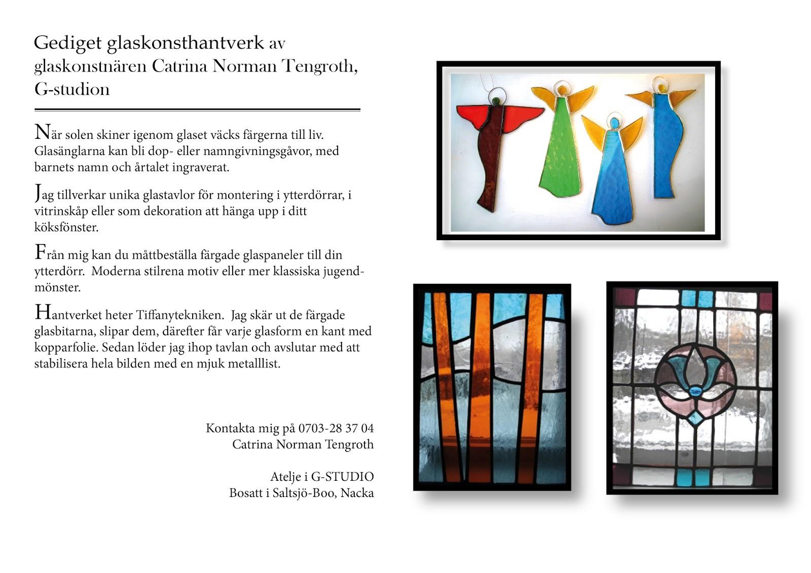 Stockholm Glas Art / Stockholm Konstglas