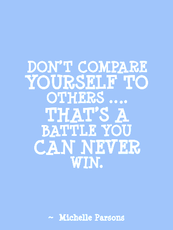 Comparison Is The Thief Of Joy 7 Steps To Stop Comparing Yourself