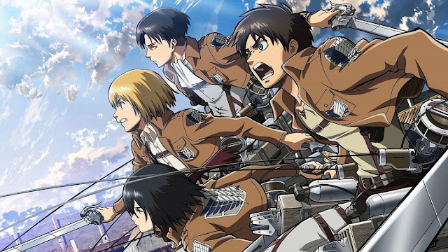Shingeki no Kyojin The Final Season