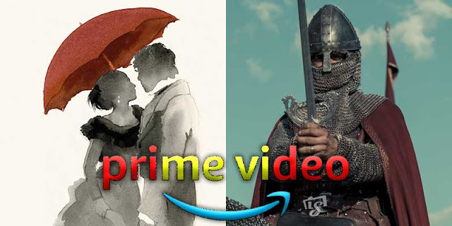 Amazon, Prime Video, La Templanza, El Cid, Series