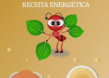 Receita Energética: Chá do Pó de Catuaba