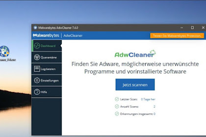 Download Malwarebytes AdwCleaner 7.4