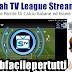 Sagah TV League Streaming   Come Vedere Tutte Le Partite Di Calcio Italiane ed Estere Gratis