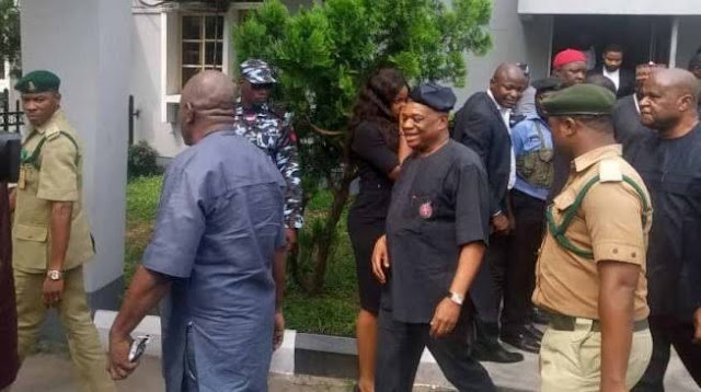 In Prison, Ex-Governor, Senator Orji Uzor Kalu Begins Another Chapter Of Life