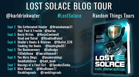 Lost Solace Blog Tour