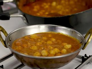 chhole chawal recipe