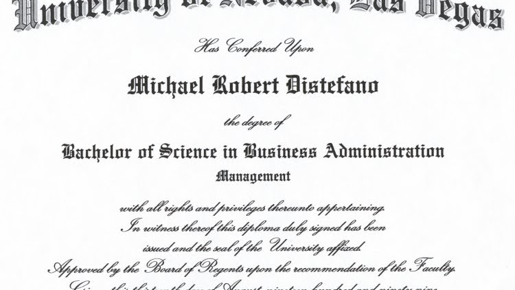 Business Administration Degree >> Bachelor Of Business Administration Bachelors Of Science Business