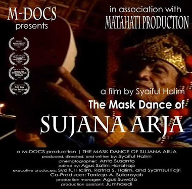 The Mask Dance of Sujana Arja (2016)