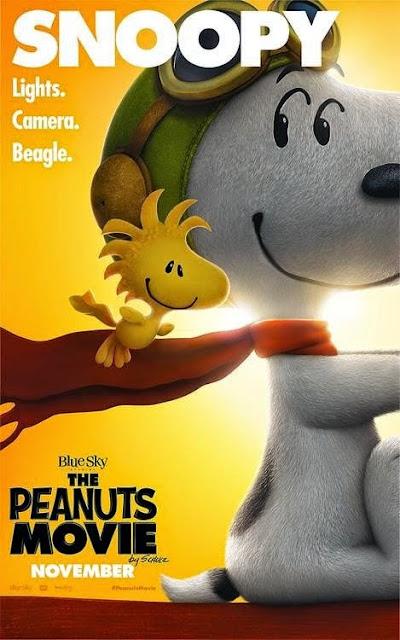 The Peanuts Movie สนูปปี้ แอนด์ ชาร์ลี บราวน์ เดอะ พีนัทส์ มูฟวี่ [HD]
