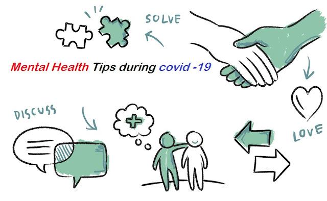 Mental Health during coronavirus
