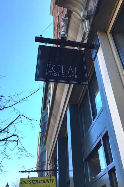 Eclat Chocolate in West Chester, Pennsylvania