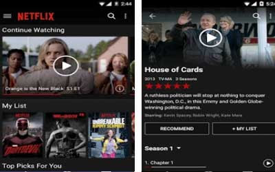Netflix 4.10.3 APK for Android