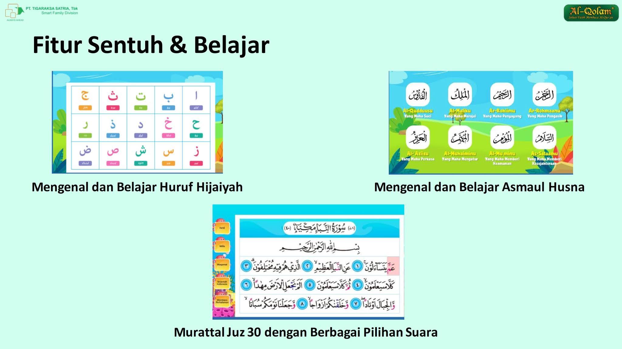 Presentasi launching Smart Hafiz Versi 5