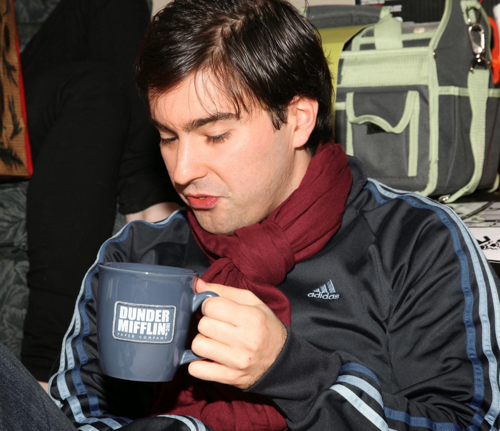 Chris' Christmas coffee, 2012