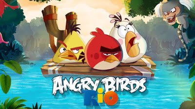 Angry Birds Rio MOD APK v2.6.7 Full Unlimited Points Hack Terbaru 2018