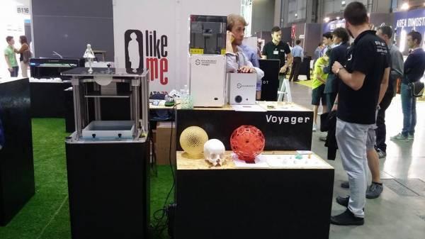 Accessori di arredamento stampati in 3D
