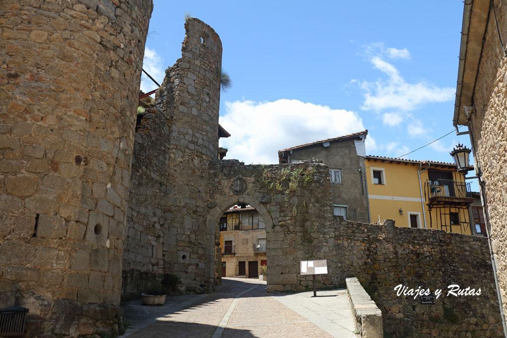 Puerta de San Ginés, Miranda del Castañar