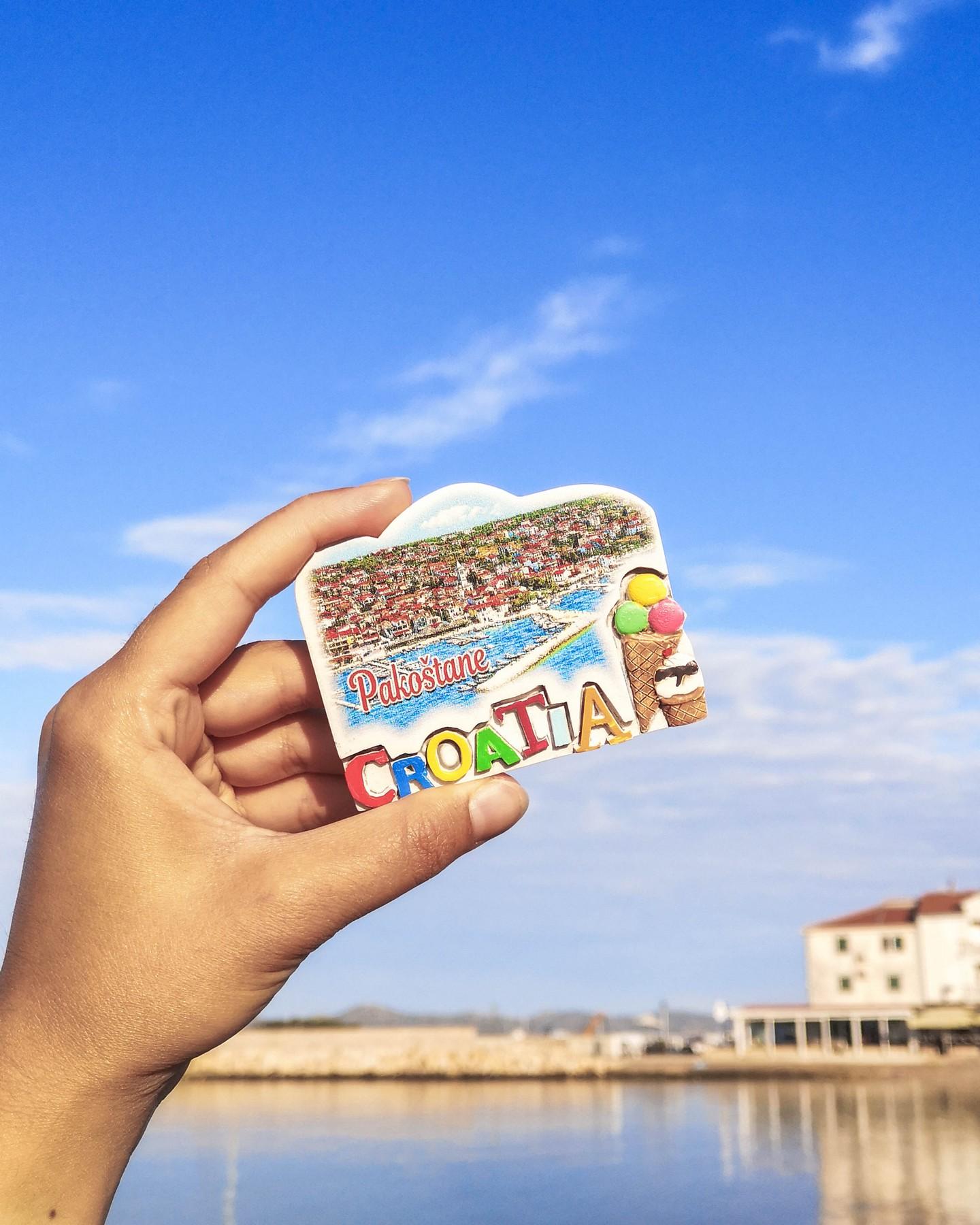 Potovalni vodič po Pakoštanih (Travel Guide)