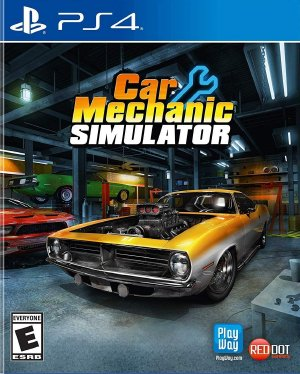 Car Mechanic Simulator Arabic