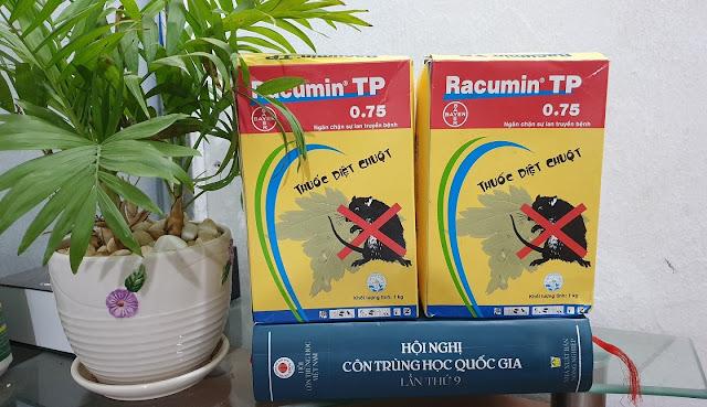 Thuốc diệt chuột Racumin TP 0.75