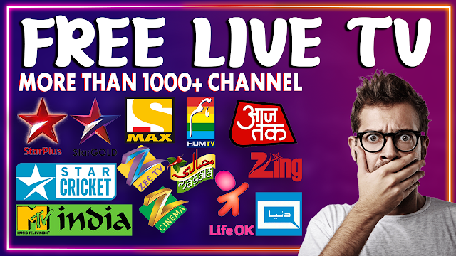 how to watch free live tv
