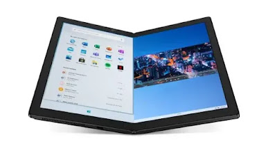 ThinkPad X1 Fold لاب توب من شركة Lenovo قابل للطي