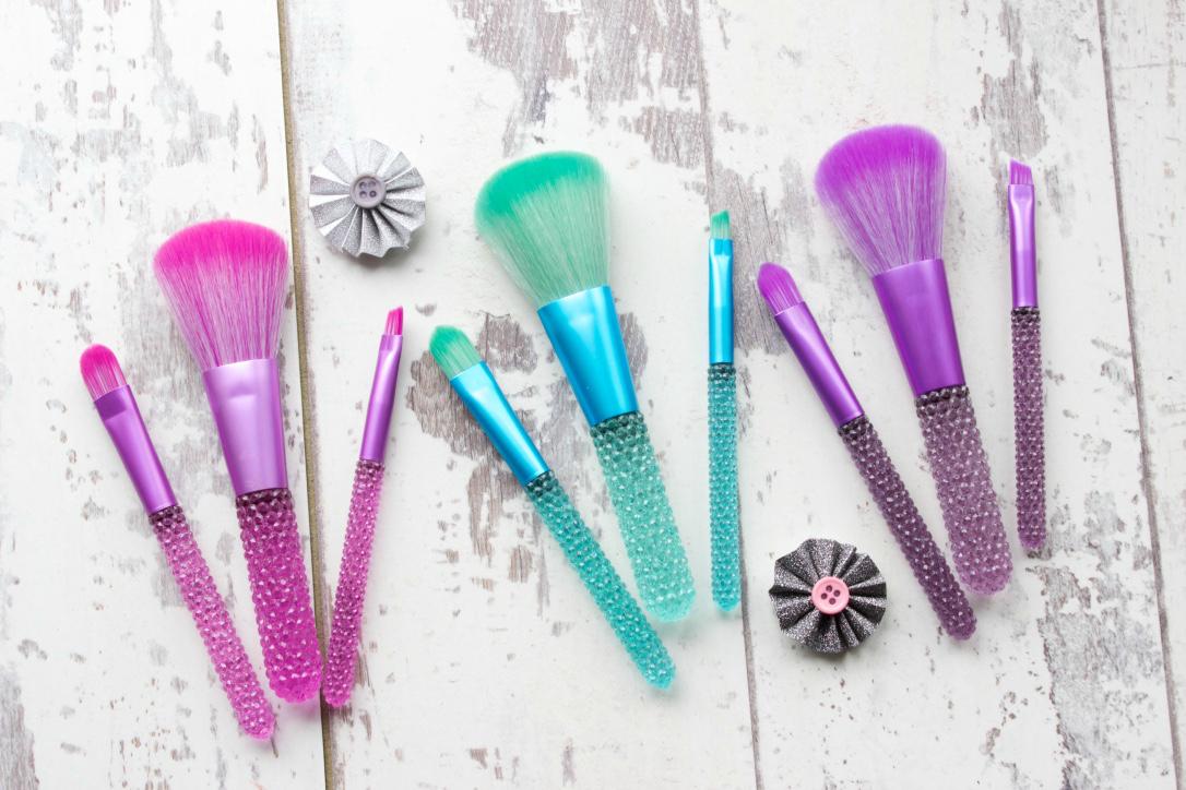 Makeup Revolution I Heart Makeup Mini Brush Sets