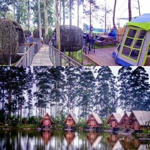 Dusun Bambu: Menikmati Kesejukan Bandung Utara Bersama Keluarga