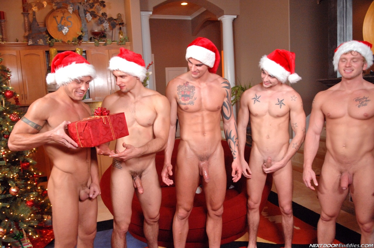 Christmas Naked Photos