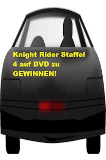 Knight Rider Staffel 4 auf DVD gewinnen