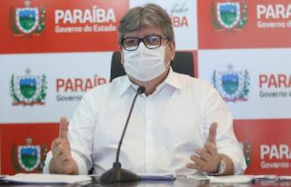 João publicará novo decreto com medidas mais rígidas para combater coronavírus