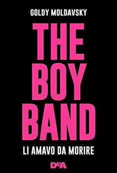 Image result for the boy band libro