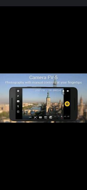 5 تطبيقات اندرويد لتحسين الكاميرا