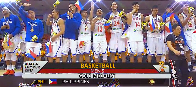 SEA Games 2017 Basketball Final Standings, Results & Replay Video | GILAS PILIPINAS & PERLAS PILIPINAS