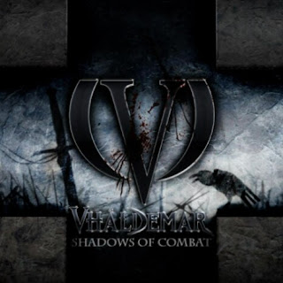 "Το τραγούδι των Vhäldemar ""Black Thunder"" από το album ""Shadows of Combat"""