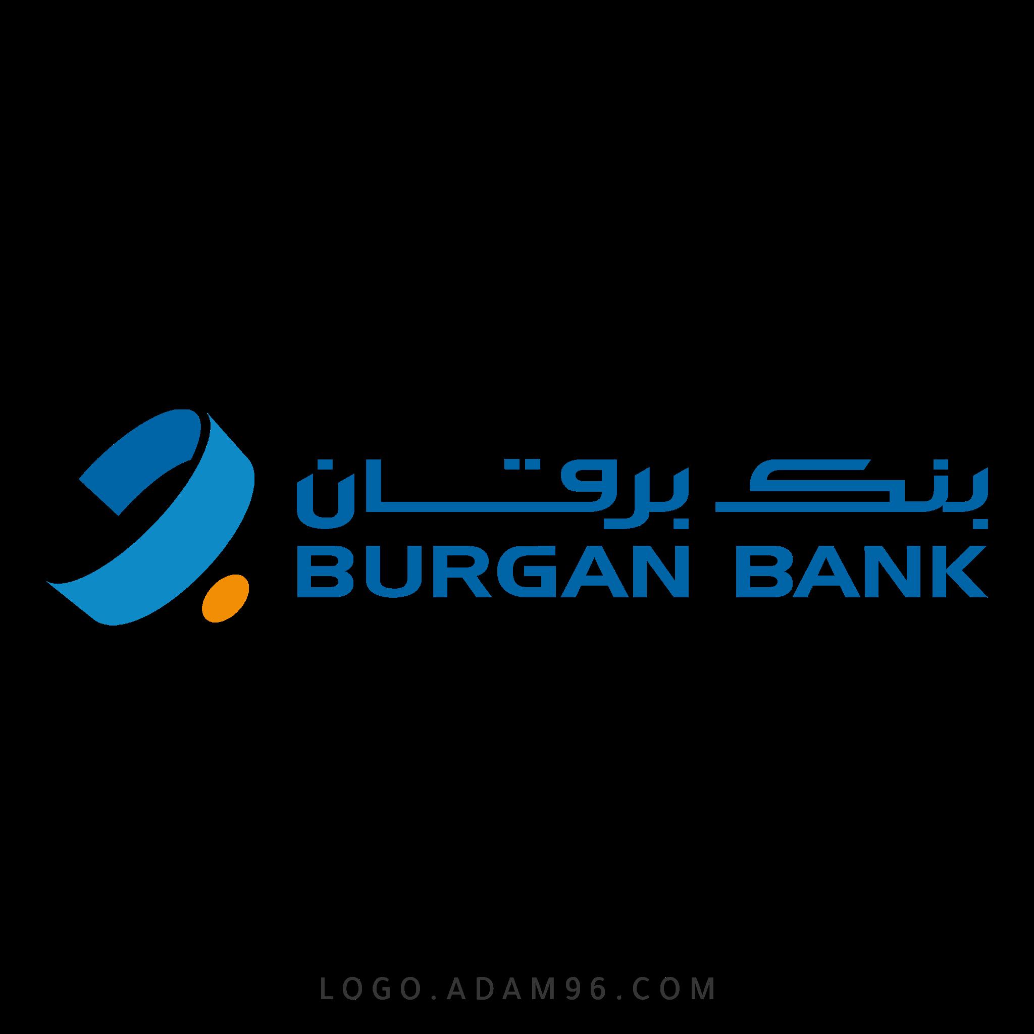 تحميل شعار بنك برقان لوجو رسمي عالي الجودة Logo Burgan Bank PNG