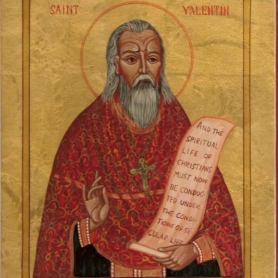 Feast of Valentine(what you didn't know)
