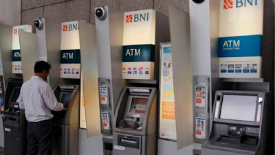 Cara Cek Saldo tabungan BRI BNI Mandiri BCA Lewat ATM beserta gambar