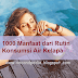 1000 Manfaat dari Rutin Konsumsi Air Kelapa, Nomor 3 Banyak Orang Tidak Tahu