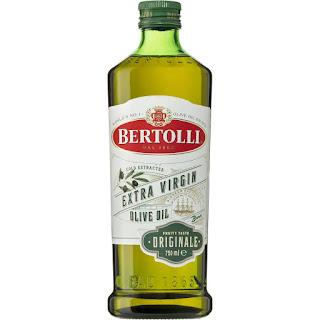 minyak zaitun extra virgin olive oil merk bertoli