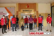 DPC GMNI Yogyakarta lakukan Audiensi Bersama BAWASLU D.I. Yogyakarta Bahas Pilkada