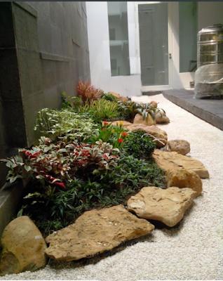 jasa pembuatan taman kering indoor di surabaya