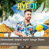 Hye Ji - Kaptaan mp3 download free