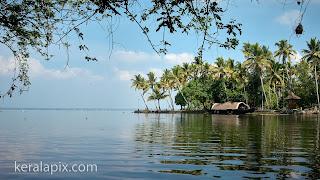 Backwaters of Kumarakom, Kerala