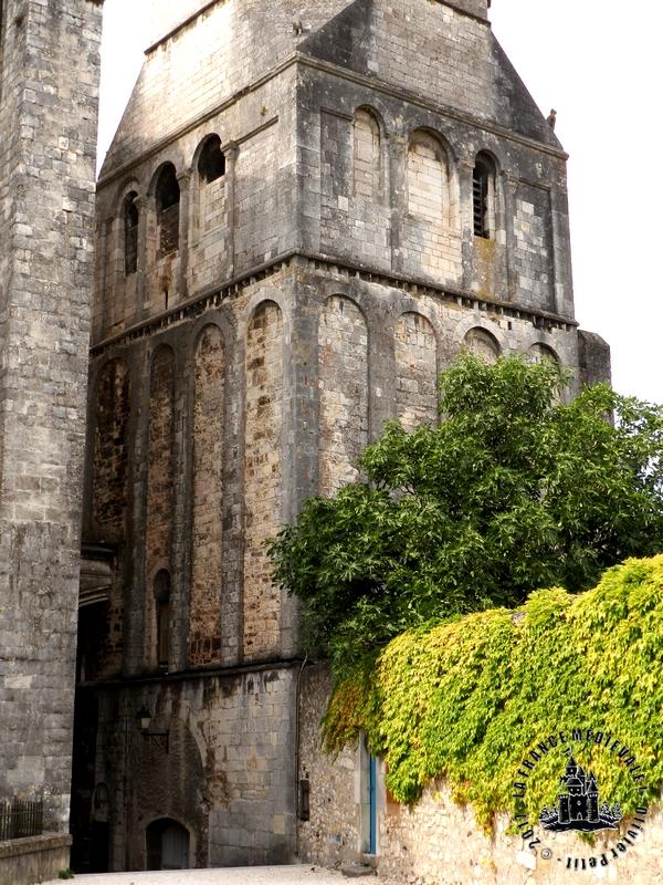 VIVIERS (07) - Cathédrale Saint-Vincent